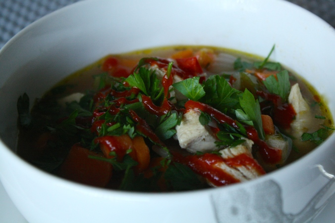 The Best Chicken Soup Recipe