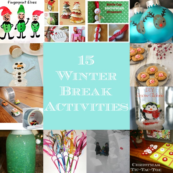 20 Winter Break Boredom Busters